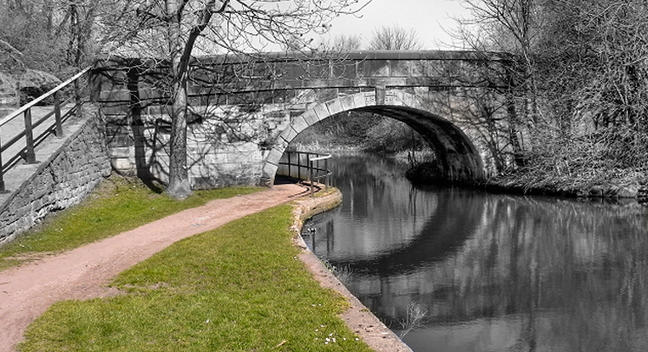 Image result for leeds liverpool canal canter